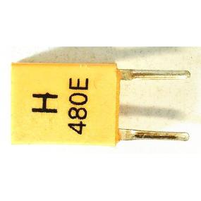 Filtr ZTB480KHz - rezonátor