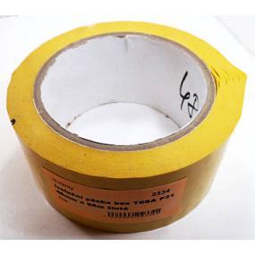 Izolační páska ban TESA P31 48mm x 66m žlutá