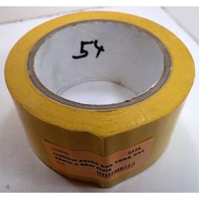 Izolační páska ban TESA P31 54mm x 66m žlutá
