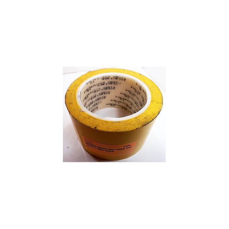 Izolační páska ban TESA P31 65mm x 66m žlutá