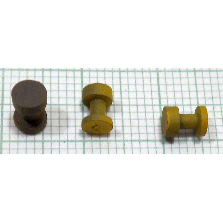 Hříbek do MF trafa 3,8x5,2mm N1