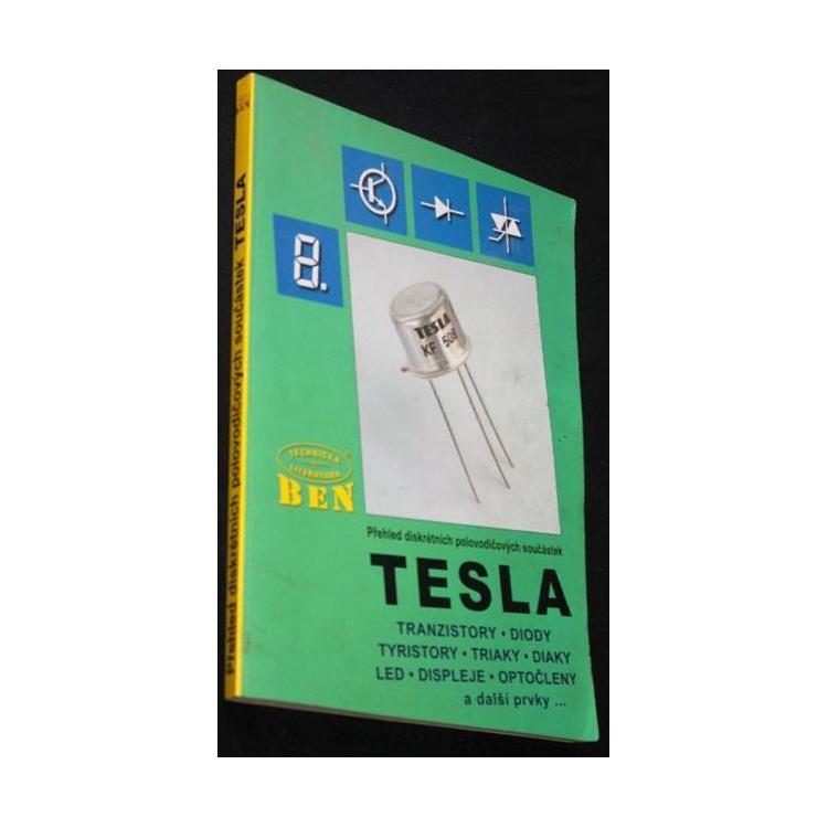 Přehled diskrétních polovodičových součástek TESLA